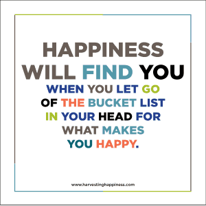 happiness will find you