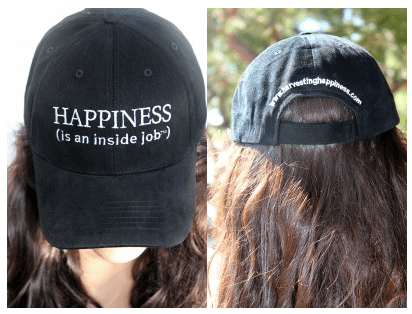 Harvesting Happiness cap