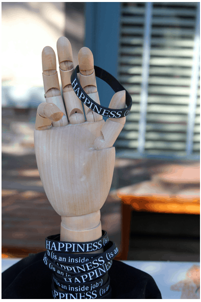 Harvesting Happiness bracelet