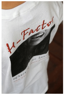 Official H-Factor Documentary T-Shirt