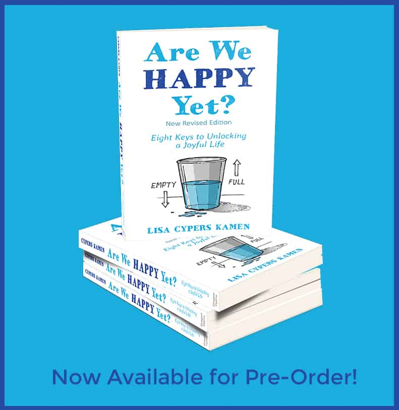 Are We Happy Yet Book