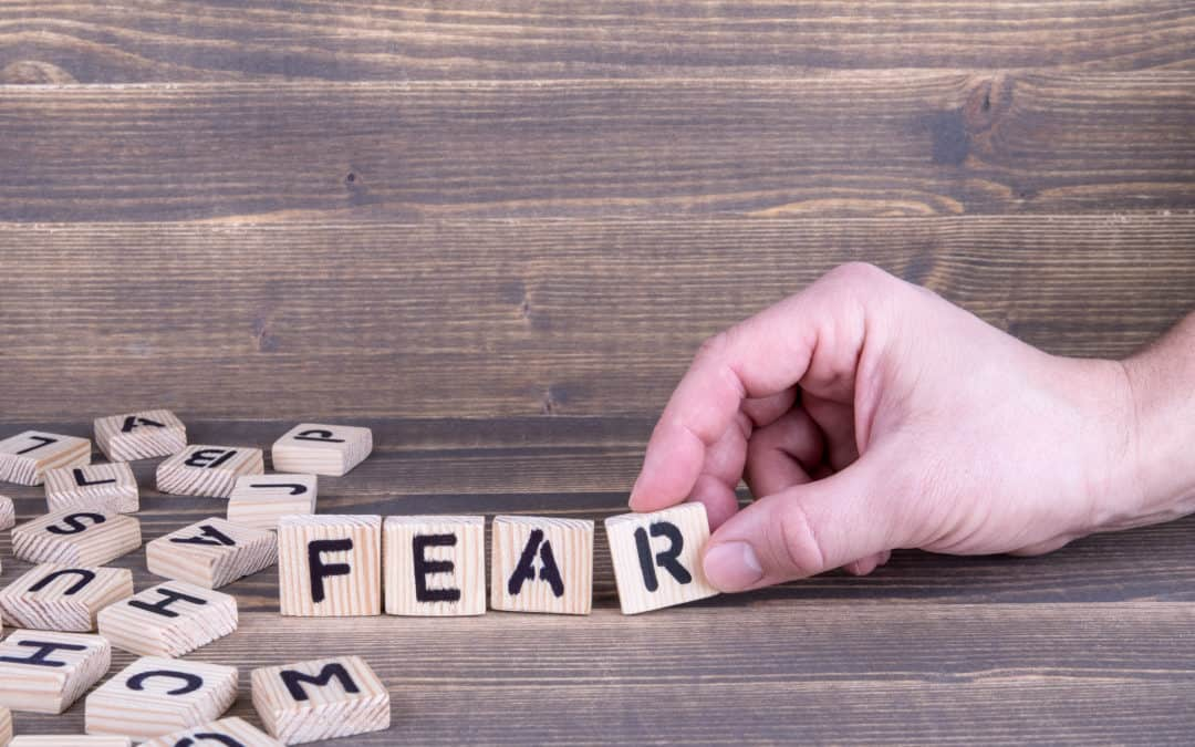 HOW TO OVERCOME FALSE EVIDENCE APPEARING REAL (FEAR)