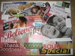 Example of a Vision Board